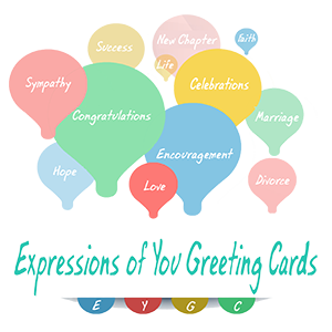 The Expressions Of You Greeting Cards